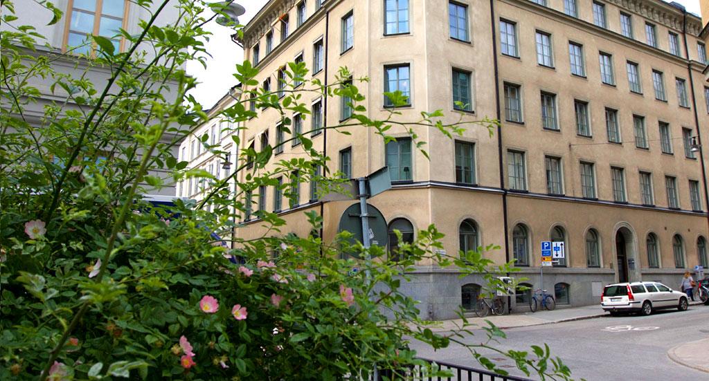 Sophiahemmet Rehab Center Stockholm